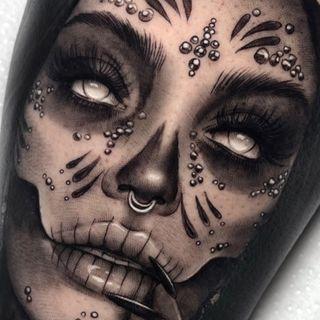 Anitafer Tattoo