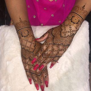 Mehndi By Shaista