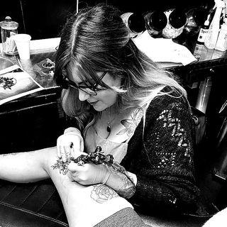 Tania Star Tattoo