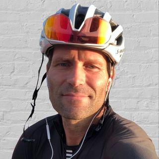 Cyclist Hamburg