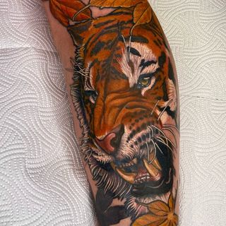 Tattoos By Keir