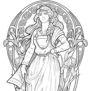 Freyja Tattoo