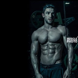 Mikey Malone Motivated Muscle